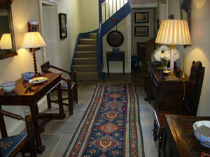 Marren - Exceptional Bed and Breakfast by the sea in Dorset - Hall