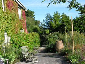 Marren - Exceptional Bed and Breakfast by the sea in Dorset - terrace