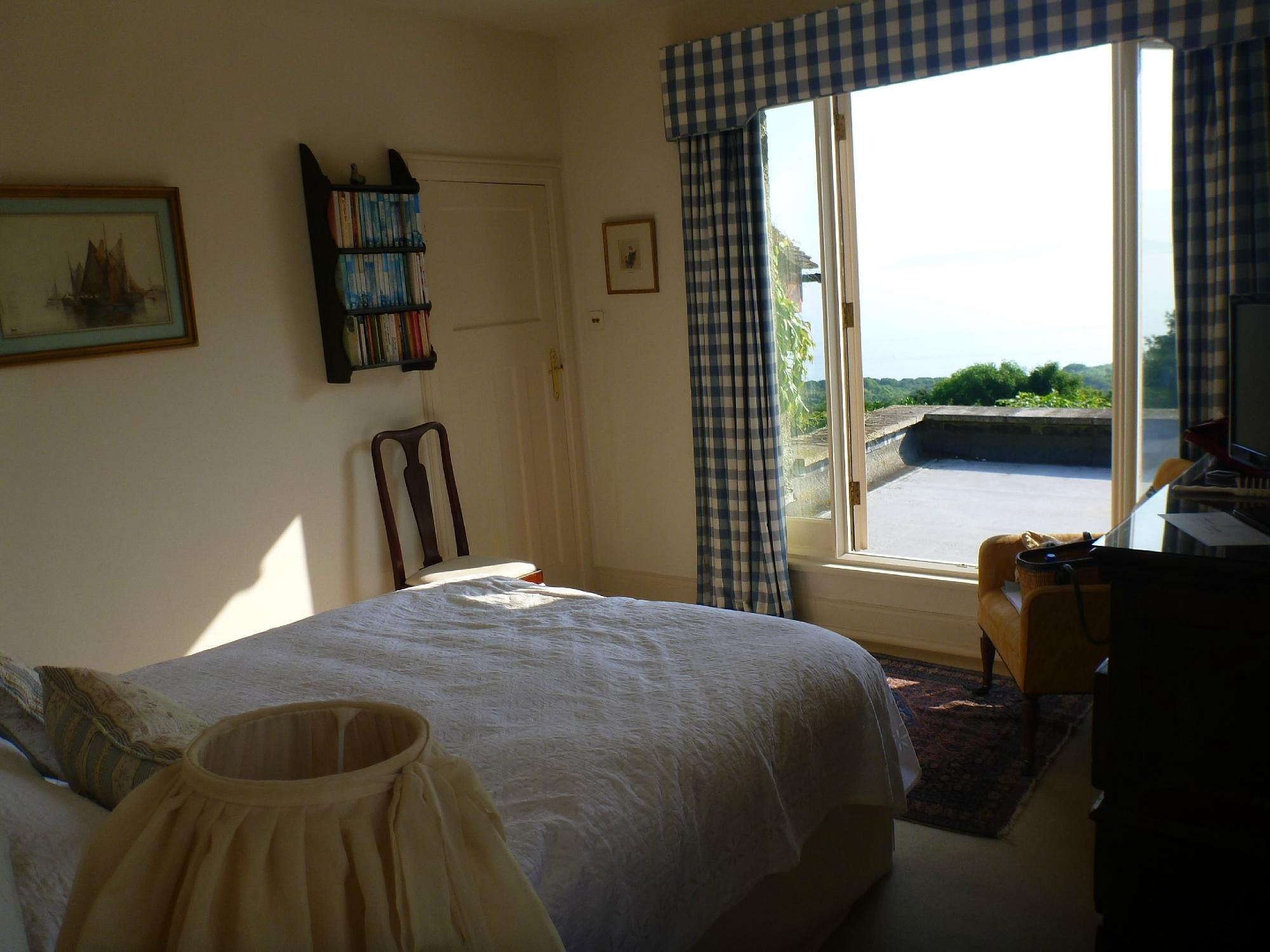 Exceptional Bed and Breakfast by the sea in Dorset.